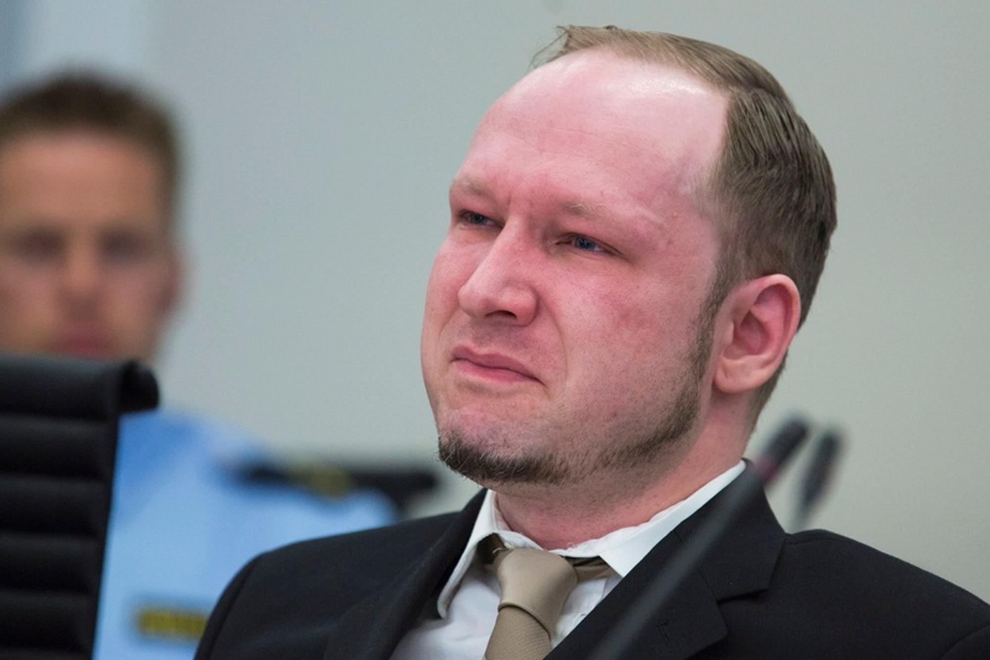 Removed Anders behring breivik have
