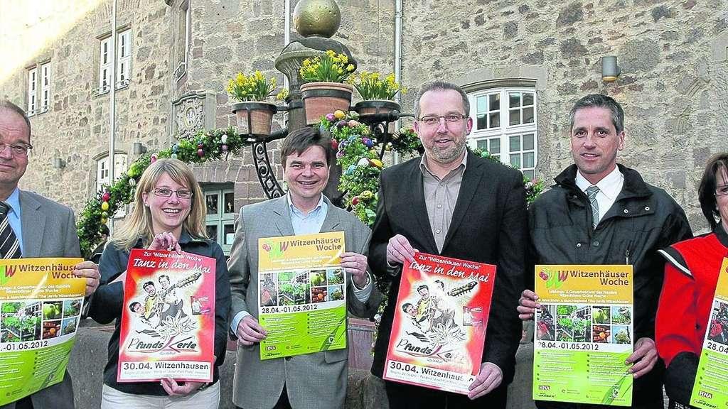Witzenhäuser Grüne Woche startet am 28. April – Vielfältiges ...