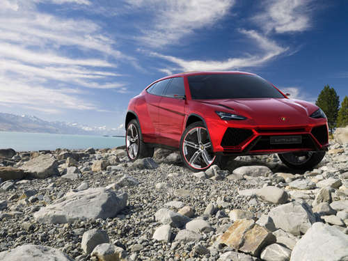 Lamborghini Urus: Power SUV mit 600 PS