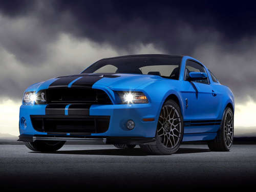Mega Power: Ford Shelby GT500 mit 672 PS
