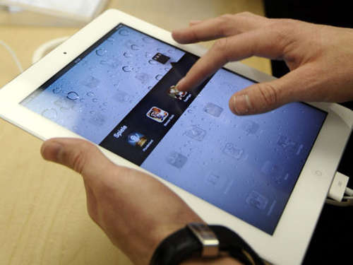 Namensstreit um iPad in China: Apple macht Proview ein Angebot