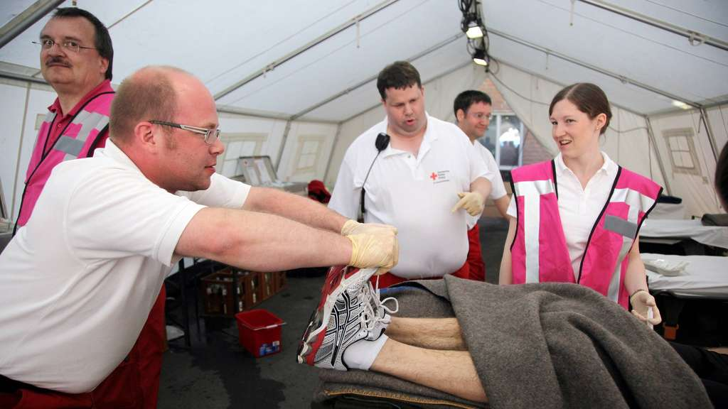 Steuber Kassel läufer mussten ins krankenhaus kassel marathon