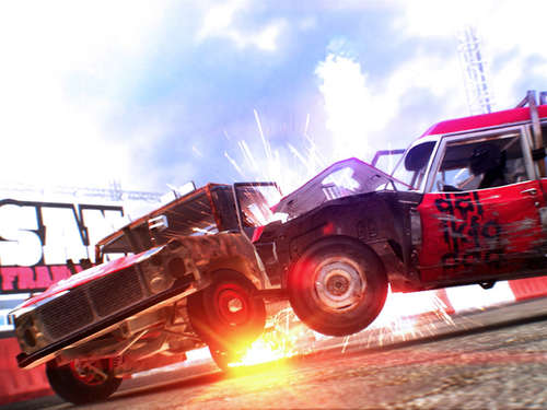 Bumm, Krach, Schepper: Dirt Showdown im Test