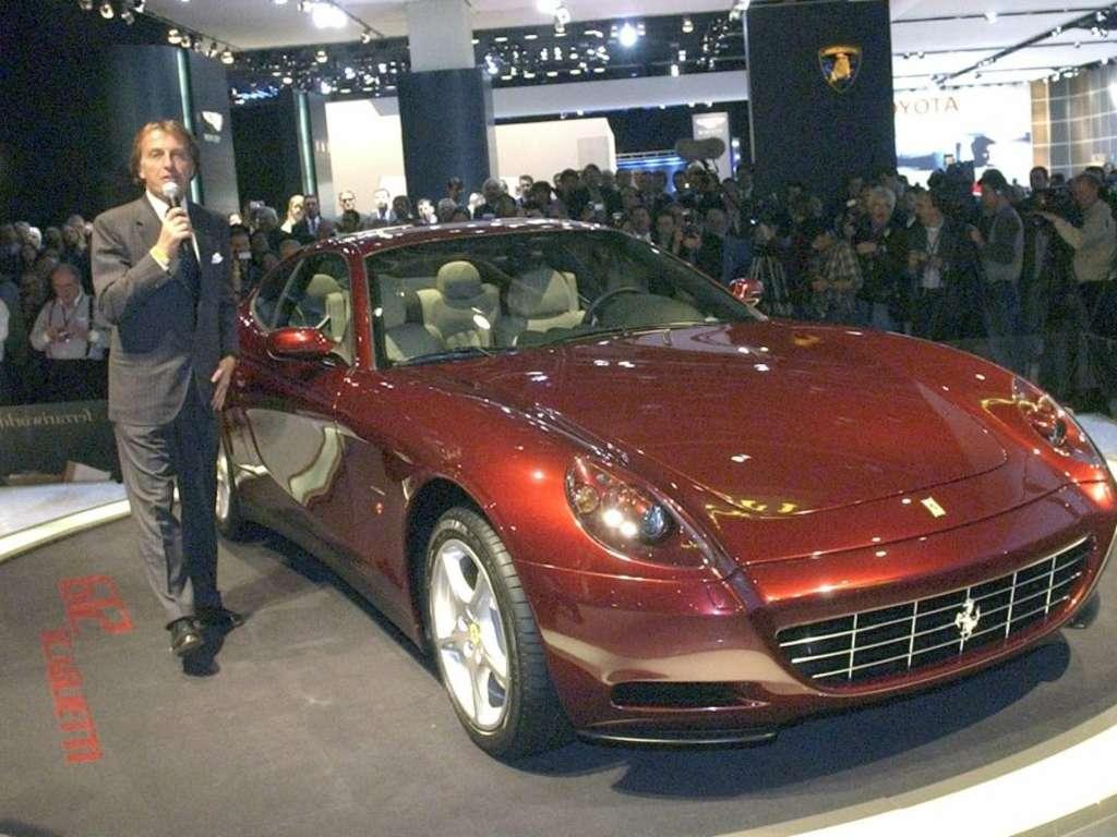 Der Designer Und Karosserie Künstler Von Ferrari Ist Tot Welt