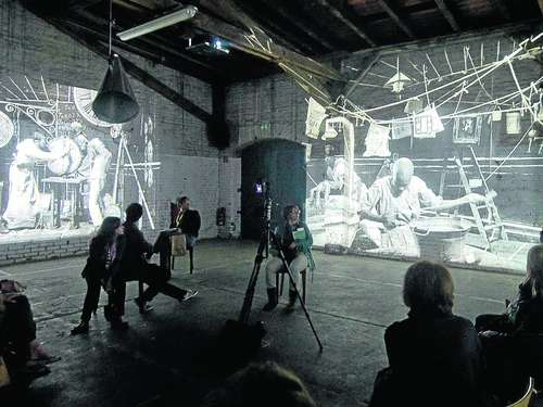 Mein Lieblingskunstwerk: The Refusal of Time von William Kentridge