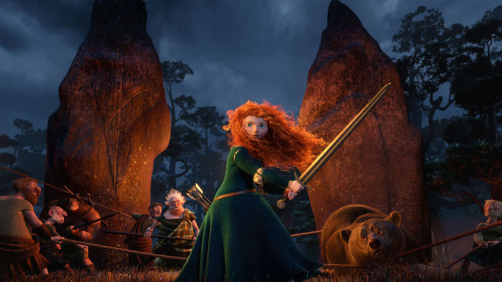 Disney Film Mal Anders Merida Legende Der Highlands Politik