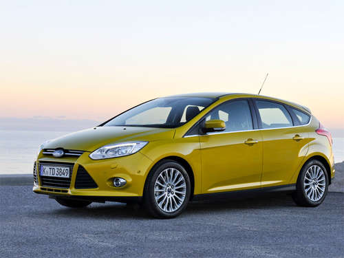Ford Focus 1.0 Eco Boost  Sieger im ADAC EcoTest