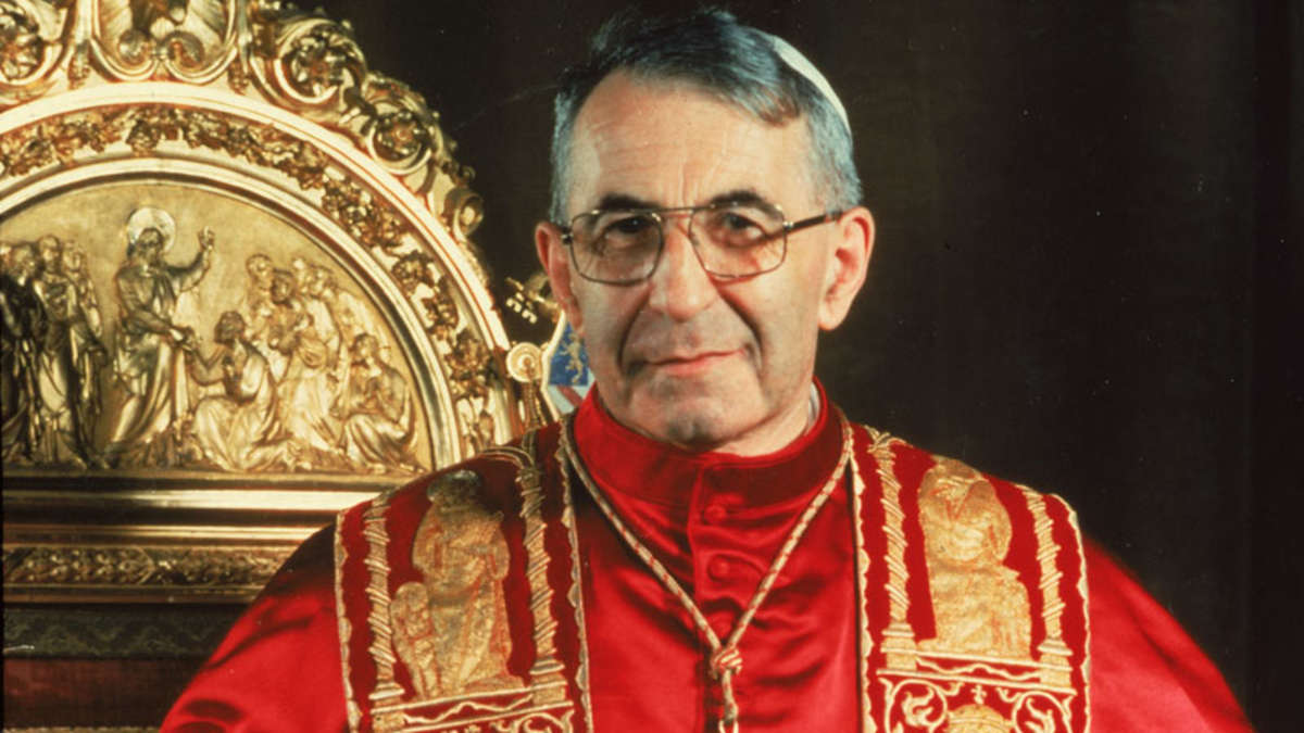 Papst Johannes Paul
