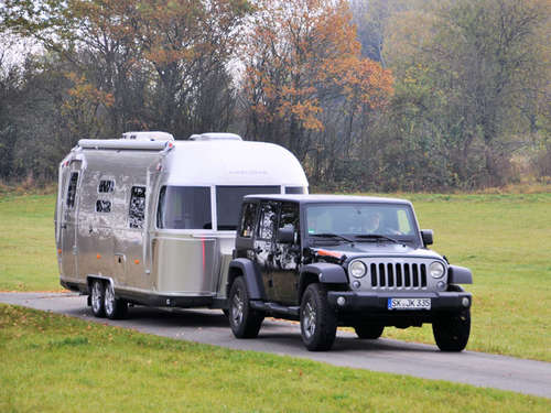 Airstream Trailer: Retro-Profi auf Reisen