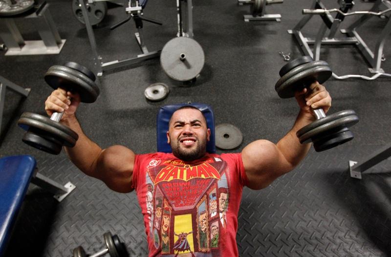 Muskeln meisten mit welt der den mann in all