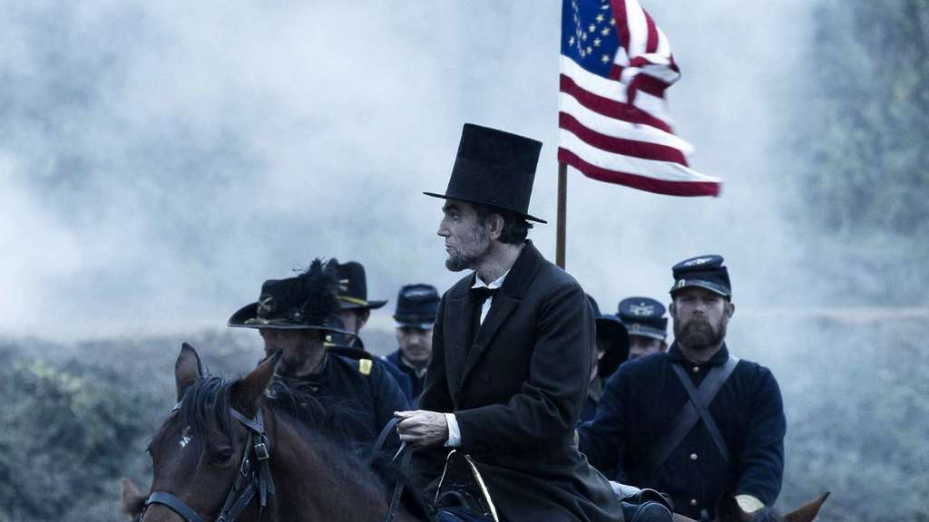 "Spielbergs ""Lincoln"" Favorit bei Golden Globes 2013"