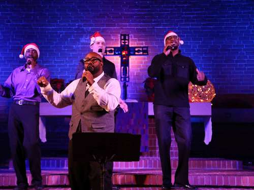 """Just Gospel"" in der Apostelkirche"