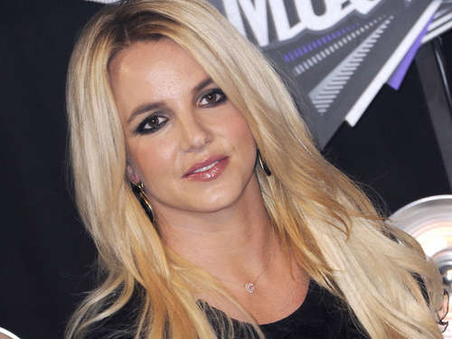 Britney Spears bald Sitcom-Star?