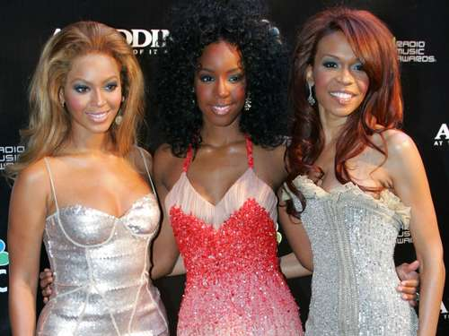 Destiny&#39s Child feiern Comeback