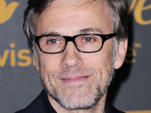 Christoph Waltz hat heimlich geheiratet