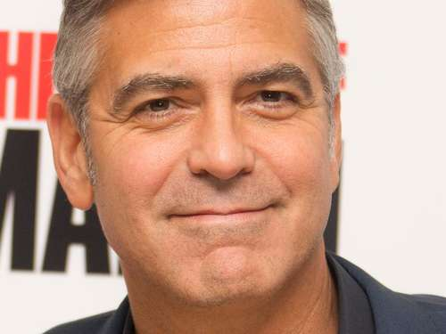 George Clooney dreht Thriller in Berlin