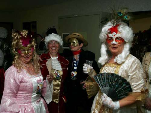 GCC-Karneval in Grebenstein