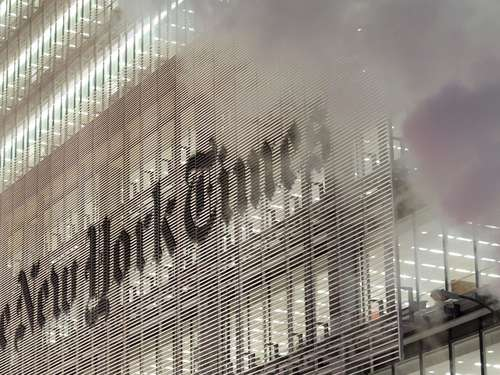Massiver Hacker-Angriff auf New York Times