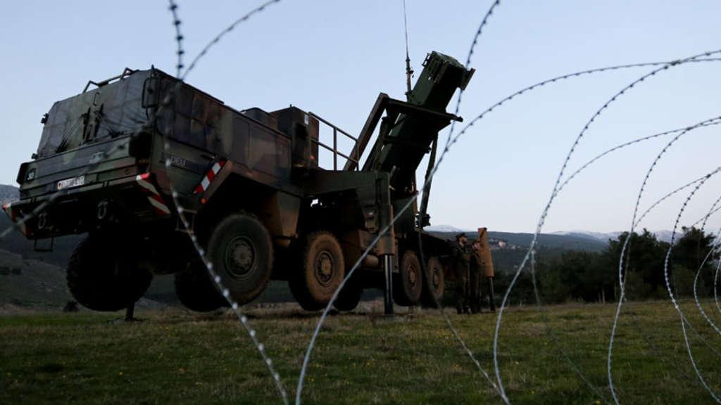 Laser Entfernungsmesser Bundeswehr : Bundeswehr in der türkei missstände bei patriot einsatz politik