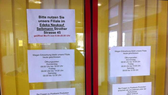 Postfiliale Göttingen