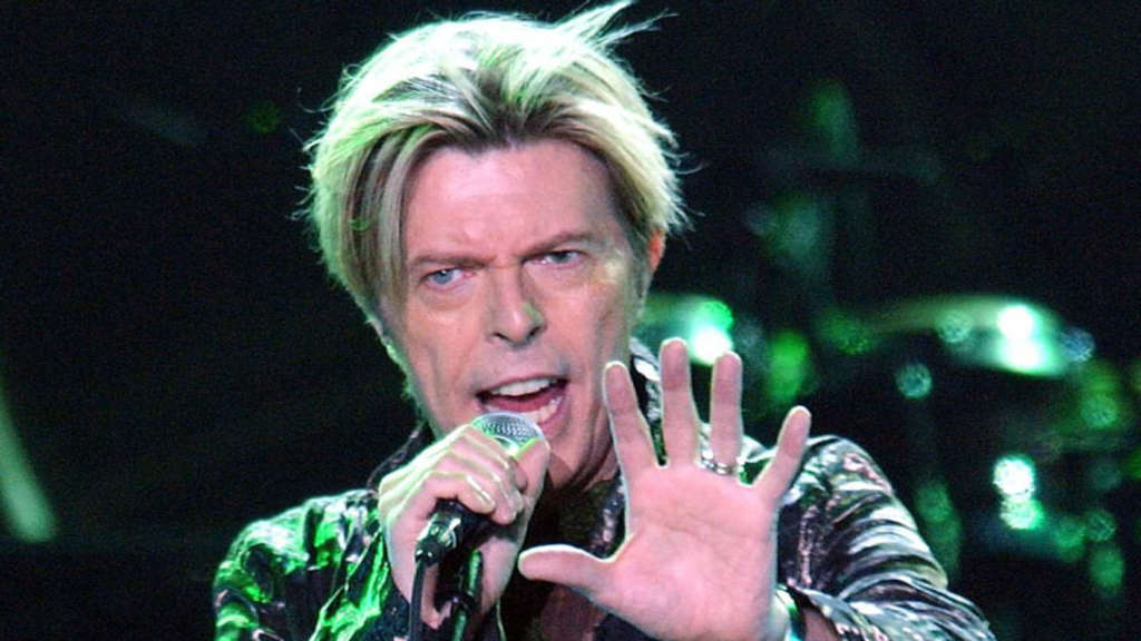 David-Bowie-Ausstellung in London