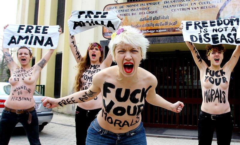 Nackt muslime frauen Muslim Porno