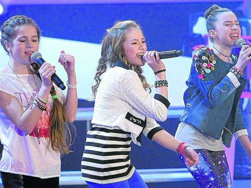 "Alexandra Ulner nach ""The Voice Kids"": Autogramme in der Schule"