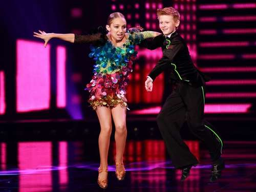 "Veronika & Daniel siegen bei ""Got to Dance"""