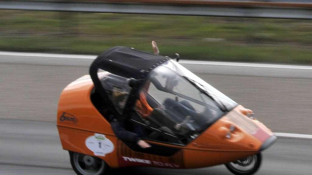 Rosenthaler Elektrofahrzeuge bei Rallye erfolgreich | Frankenberg ...