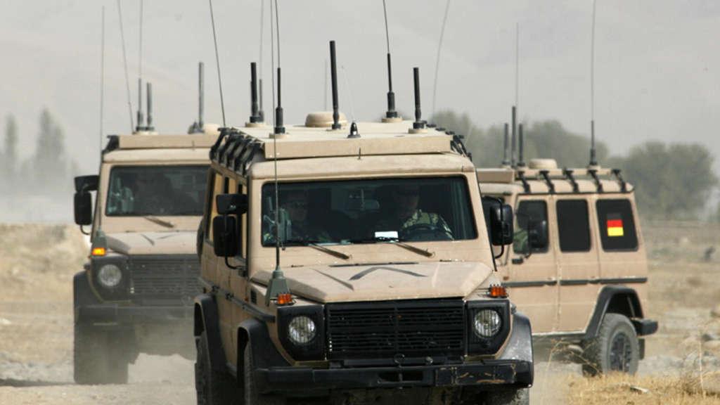 Laser Entfernungsmesser Duro : Bundeswehr lässt millionenwerte in afghanistan politik