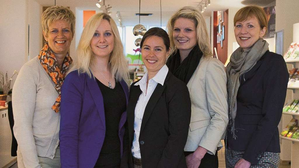 Das Team von Kassel Marketing.