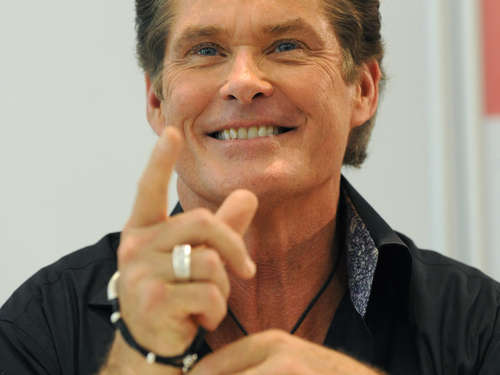 """Promi Big Brother"" wohl mit David Hasselhoff"
