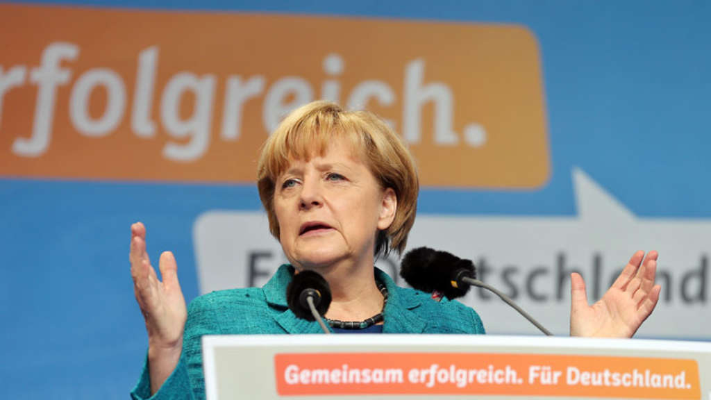 Angela Merkel Drohne Piraten
