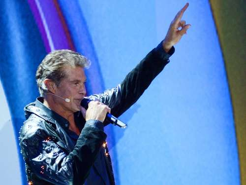 """Promi Big Brother"": Hasselhoff ist raus"