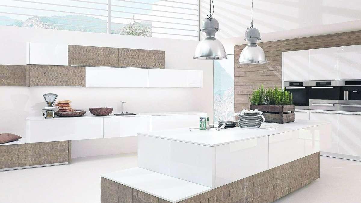 k chendesign trifft technik wohnen. Black Bedroom Furniture Sets. Home Design Ideas