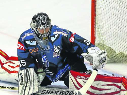 12:3 - Kassel Huskies fegen Ratinger Ice Aliens weg