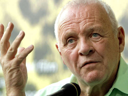 Star-Rolle für Anthony Hopkins