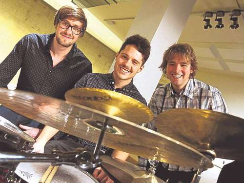Jazz, der in den Hintern tritt: Die Kasseler Band Joern and the Michaels