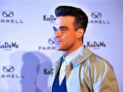 Robbie Williams' Modelabel macht dicht