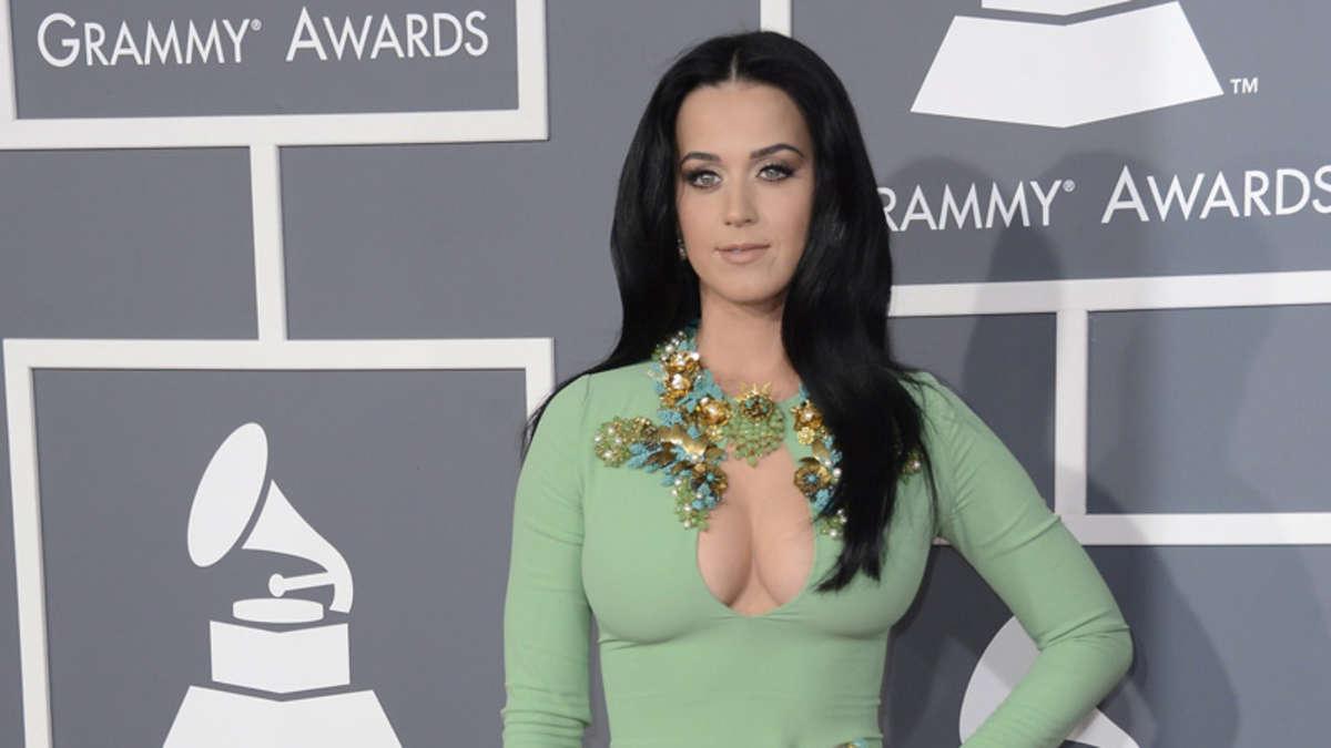 Katy Perry findet Nacktheit bei weiblichen Stars unnötig