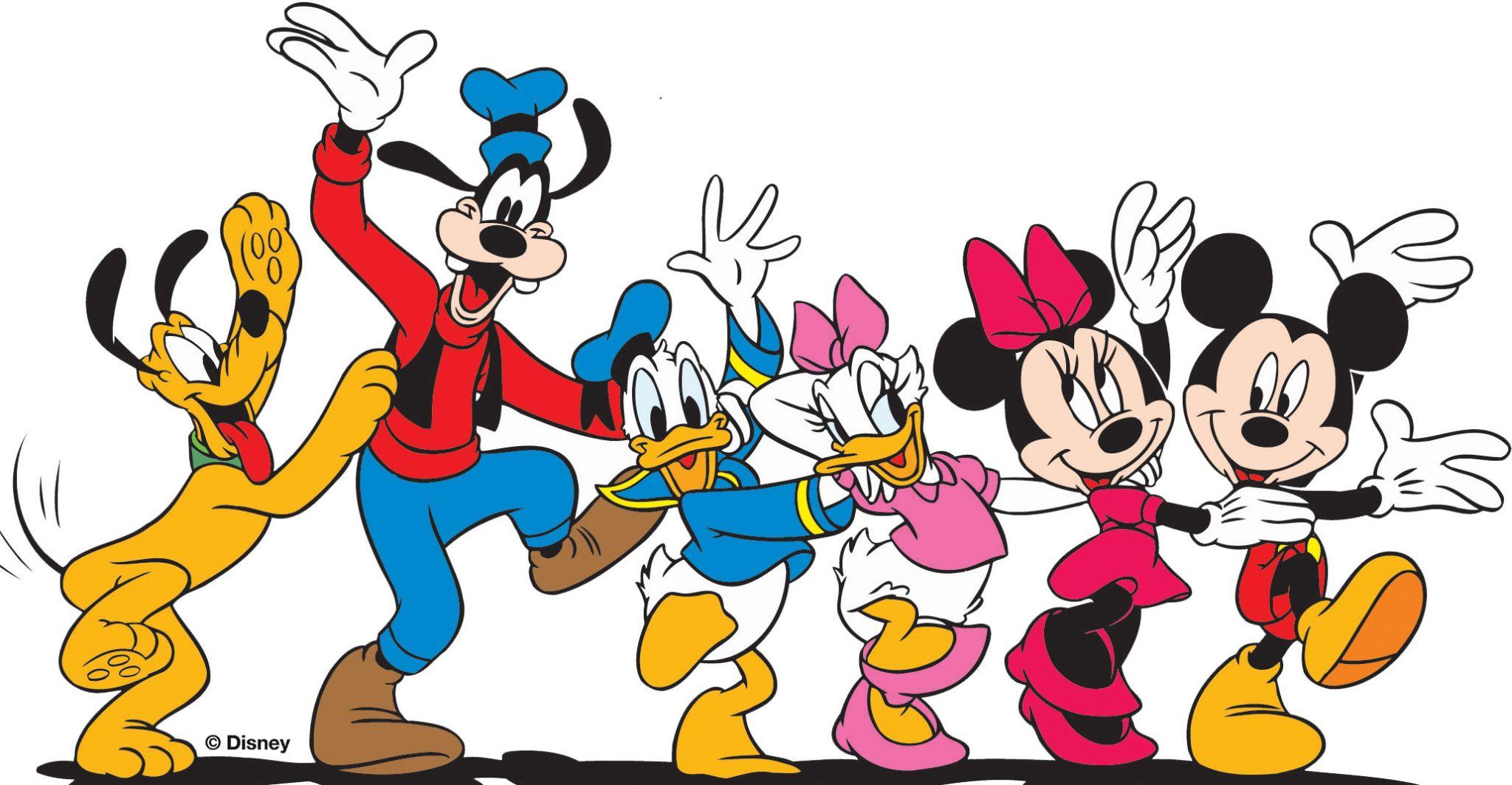 Ein Weltstar Feiert Geburtstag Micky Maus Wird 85 Kultur