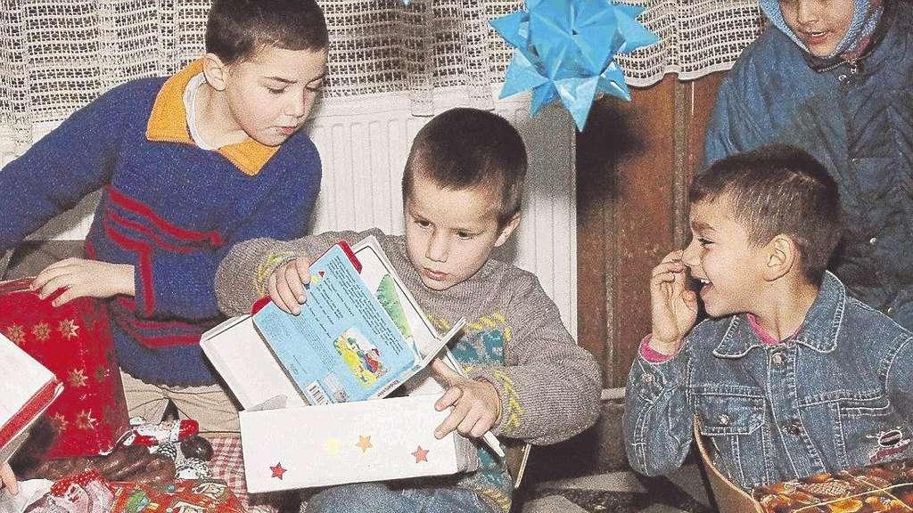 Kinderheim Weihnachtsgeschenke.Pakete Für Das Kinderheim Schwalmstadt