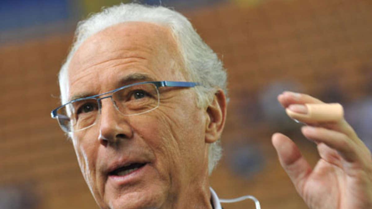 Beckenbauer Sklaven