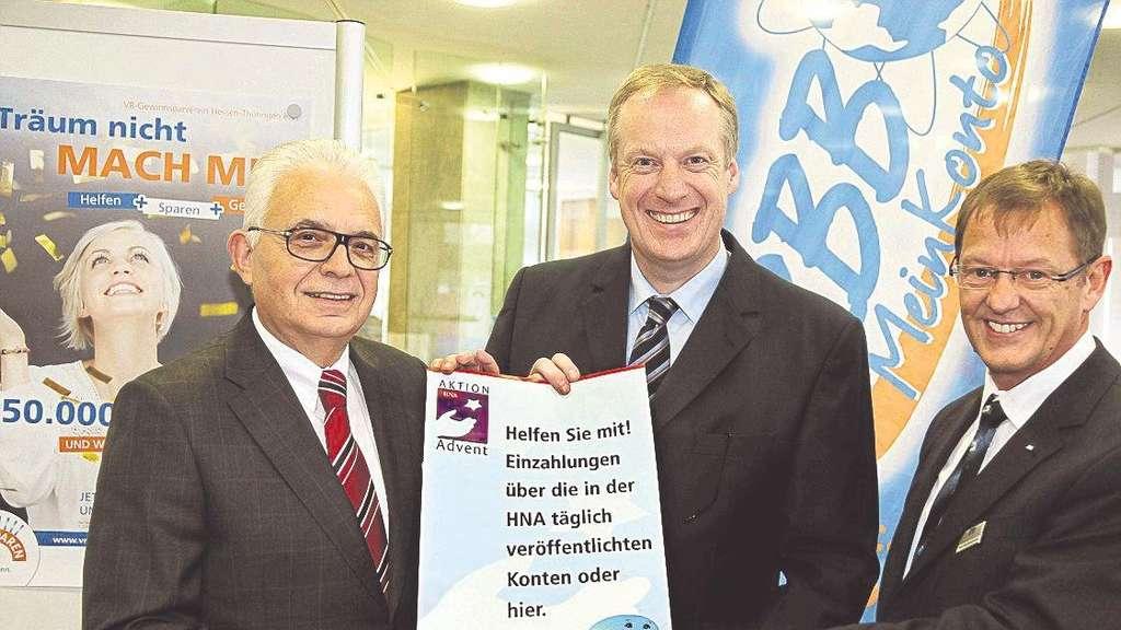 10 000 Euro für die Schulkinder | Kreis Kassel