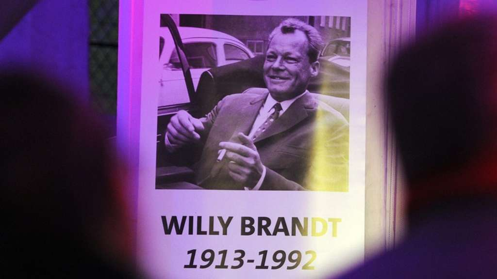 Willy Brandt, SPD