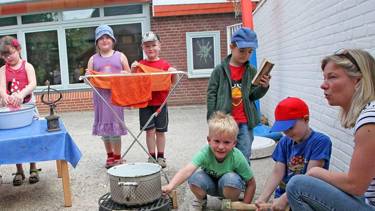 Kindergartengruppen