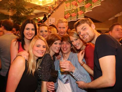 Mitmach-Kino samt Party