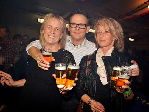 Silvesterparty in Kleinvach