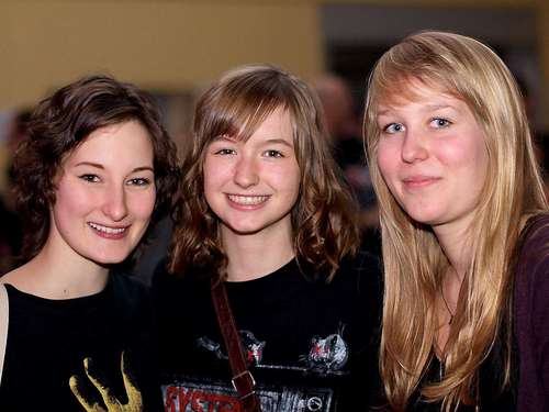 Rock-WM in der Ziegenhainer Kulturhalle