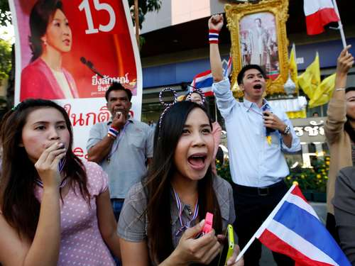 Demonstranten stellen Ultimatum in Bangkok